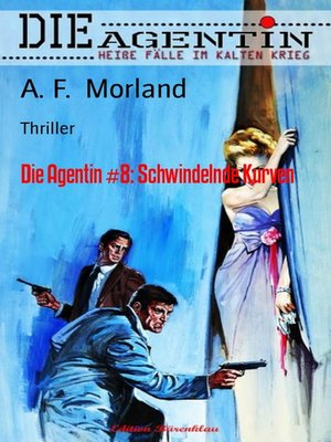 cover image of Die Agentin #8