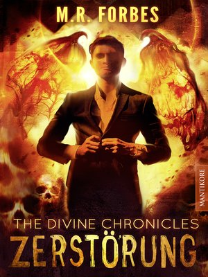cover image of THE DIVINE CHRONICLES 3--ZERSTÖRUNG