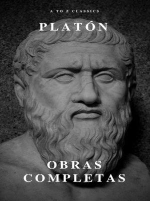 cover image of Obras Completas de Platón