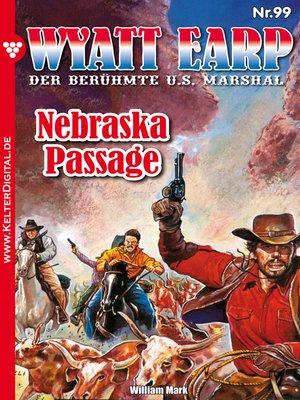 cover image of Wyatt Earp 99 – Western