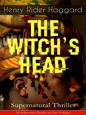 cover image of The Witch's Head