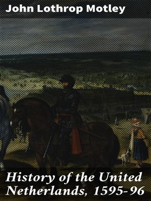 cover image of History of the United Netherlands, 1595-96