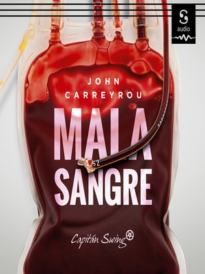 cover image of Mala sangre