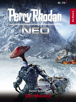 cover image of Perry Rhodan Neo 175