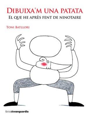 cover image of Dibuixa'm una patata