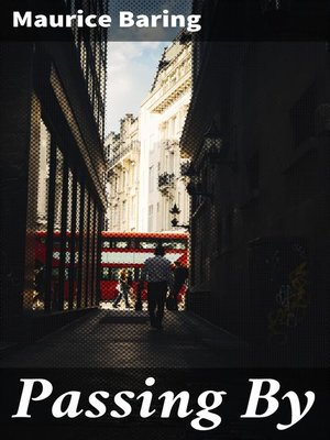 cover image of Passing By