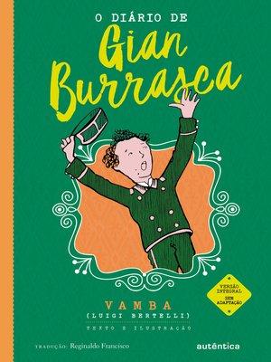 cover image of O diário de Gian Burrasca
