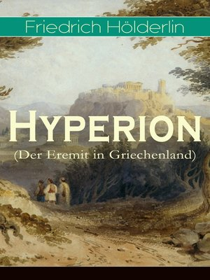 cover image of Hyperion (Der Eremit in Griechenland)