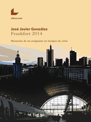 cover image of Frankfurt 2014