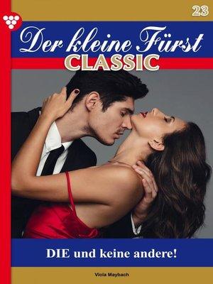 cover image of Der kleine Fürst Classic 23 – Adelsroman