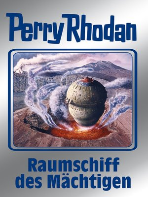 cover image of Perry Rhodan 104