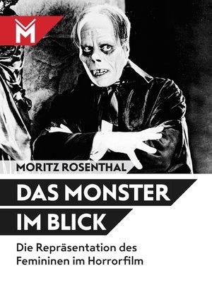 cover image of Das Monster im Blick