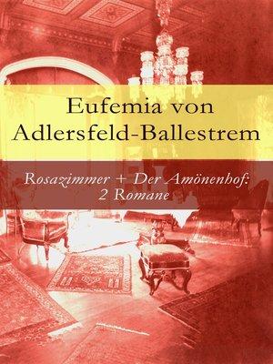 cover image of Rosazimmer + Der Amönenhof