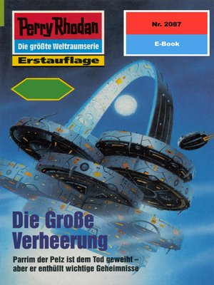 cover image of Perry Rhodan 2087