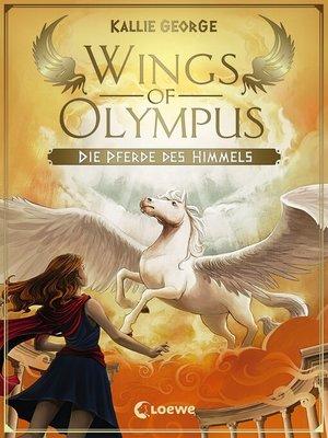 cover image of Wings of Olympus 1--Die Pferde des Himmels
