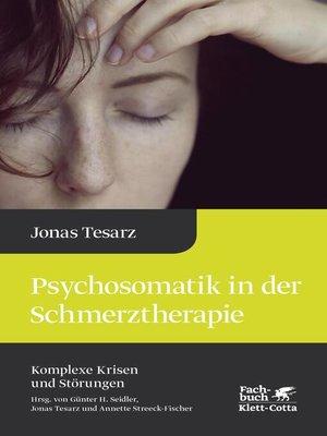 cover image of Psychosomatik in der Schmerztherapie
