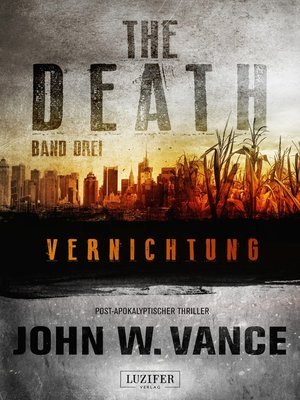 cover image of VERNICHTUNG (The Death 3)