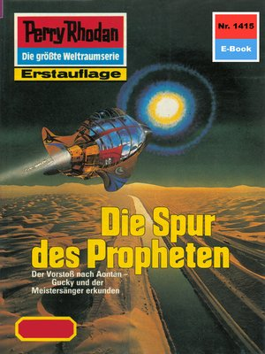 cover image of Perry Rhodan 1415