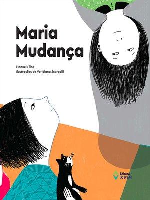 cover image of Maria mudança