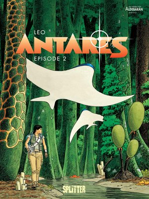cover image of Antares, Band 2