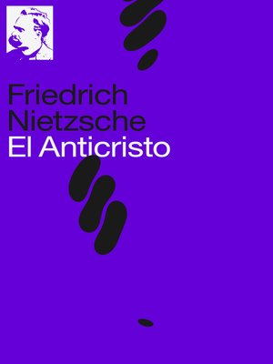 cover image of El Anticristo
