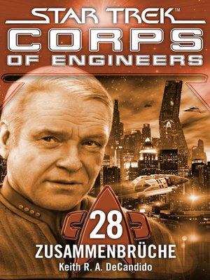 cover image of Star Trek--Corps of Engineers 28