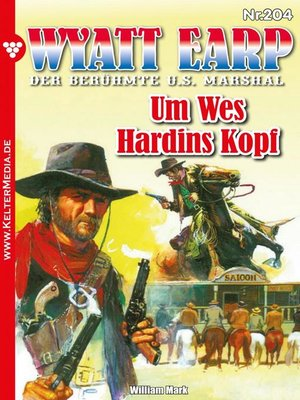 cover image of Wyatt Earp 204 – Western