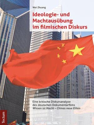 cover image of Ideologie- und Machtausübung im filmischen Diskurs