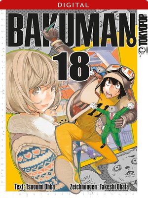 cover image of Bakuman. 18