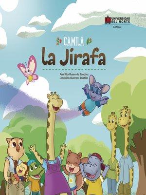 cover image of Camila la jirafa