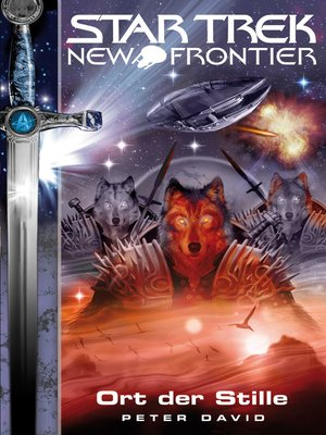 cover image of Star Trek--New Frontier 05