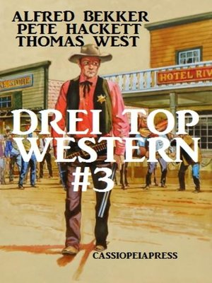 cover image of Drei Top Western #3