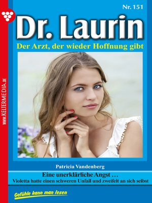 cover image of Dr. Laurin 151 – Arztroman