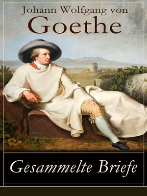 cover image of Gesammelte Briefe