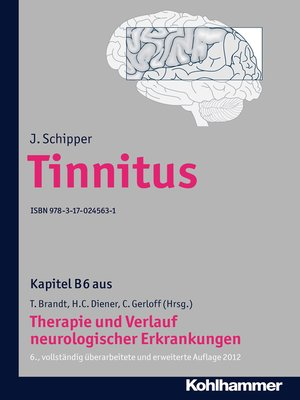 cover image of Tinnitus