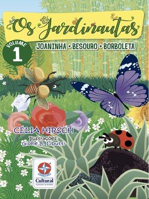 cover image of Os Jardinautas 1