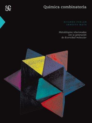 cover image of Química combinatoria