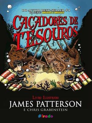 cover image of Caçadores de tesouros