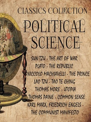 cover image of Political Science. Classics Collection