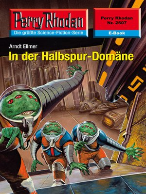cover image of Perry Rhodan 2507