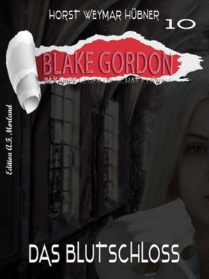 cover image of Blake Gordon #10