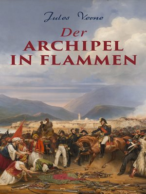 cover image of Der Archipel in Flammen