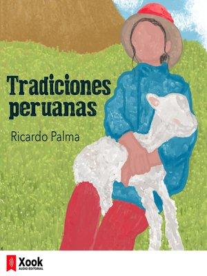 cover image of Tradiciones peruanas