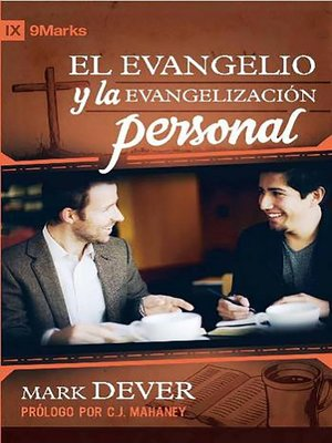 cover image of El evangelio y la evangelización personal