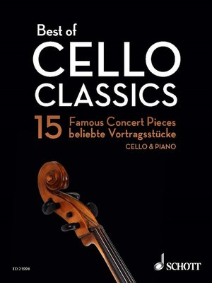 cover image of Best of Cello Classics