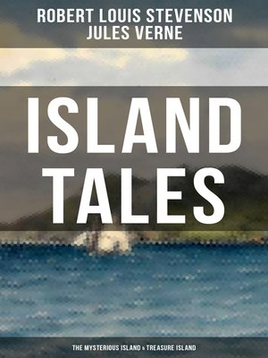 cover image of ISLAND TALES