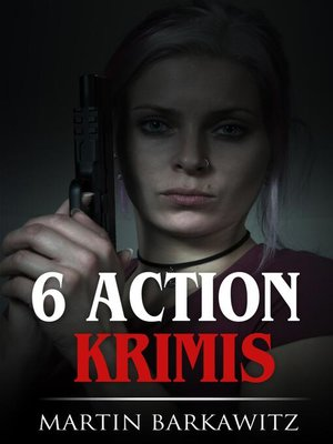 cover image of 6 Action Krimis