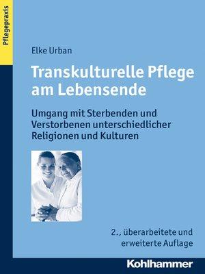 cover image of Transkulturelle Pflege am Lebensende