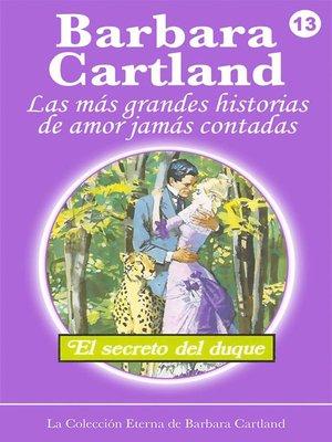 cover image of El Secreto Del Duque