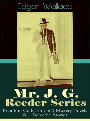 cover image of Mr. J. G. Reeder Series